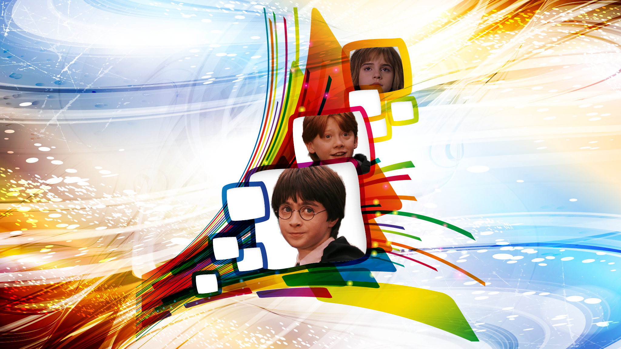 Improve English by Harry Potter Movies – 1b